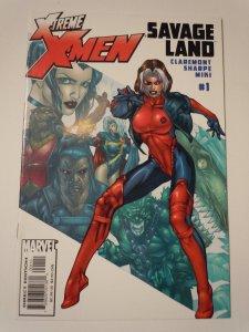 X-Treme X-Men: Savage Land #1 (2001)