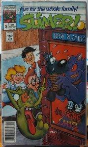 Slimer! #5 (1989)