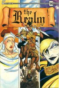 Realm, The (Vol. 1) #14 VF/NM; Arrow | save on shipping - details inside