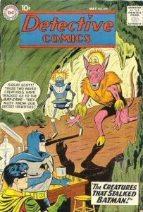 Detective Comics (1937 series) #279, VG+ (Stock photo)