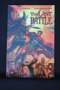 The last battle TPB