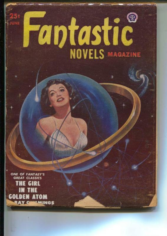 Fantastic Novels-Pulp-6/1951-Ellen Glasgow-Otis Adelbert Kline