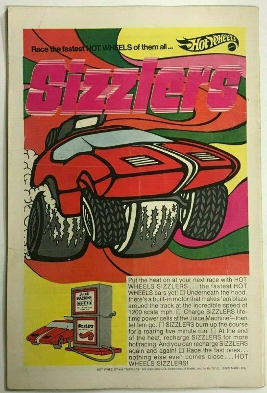 THOR#183 VG/FN 1970 VS DR. DOOM MARVEL BRONZE AGE COMICS