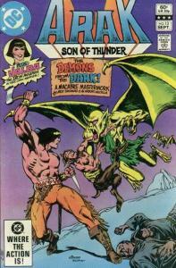 Arak/Son of Thunder #13, NM- (Stock photo)