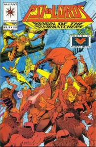 Psi-Lords (1994 series) #2, NM- (Stock photo)
