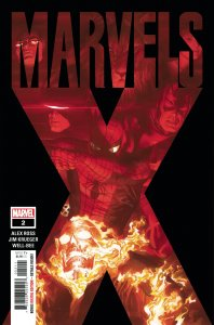 Marvels X #2 (2020) NM