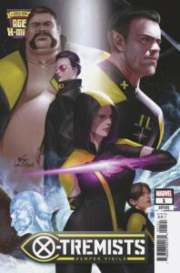 Age Of X-Man X-Tremists #1 Inhyuk Lee Connecting Variant (Marvel, 2019) NM