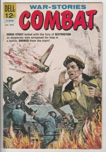 Combat, War-Stories #7 (Jan-63) NM- High-Grade
