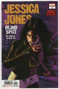 Jessica Jones Blind Spot #1 (Marvel, 2020) NM