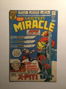 Mister Miracle 2 Fine fn 6.0 1st Granny Goodness Dc Comics
