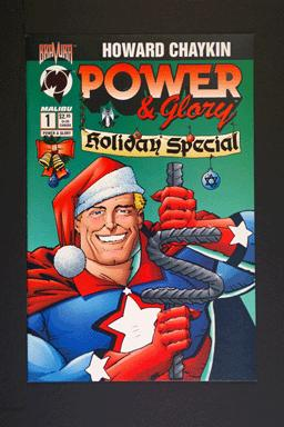 Power And Glory Holiday Special #1 Dec 1994 Howard Chaykin