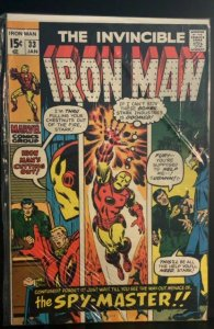 Iron Man #33 (1971)