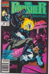 Punisher War Journal #29
