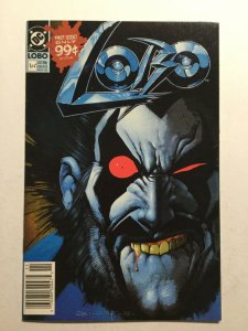 Lobo 1 Near Mint Nm Dc Comics