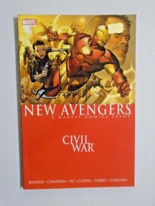 New Avengers #5 Civil War 6.0 FN (2007)