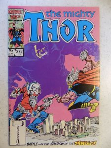 Thor #372 (1986)