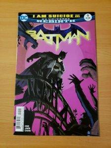 Batman #9 ~ NEAR MINT NM ~ (2016, DC Comics)