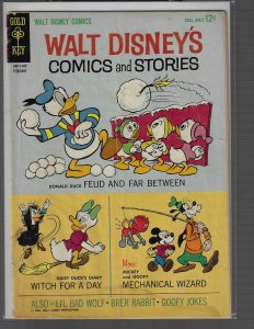Walt Disney's Comics and Stories #281 (Gold Key, 1964)