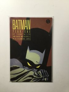 Batman Year One Tpb Sc Softcover Near Mint Nm Dc Comics