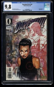 Daredevil (1999) #10 CGC NM/M 9.8 White Pages 1st Echo Cover!