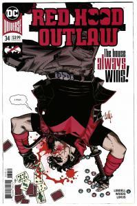 Red Hood Outlaw #34 Main Cvr (DC, 2019) NM