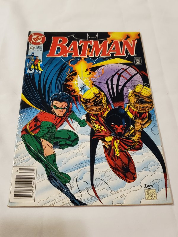 Batman 488 VF