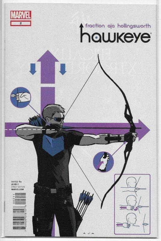 Hawkeye V4 #2-4+ V5 #5-16 All-New Hawkeye V1 #2-5 V2 #1-6, comic book lot of 34