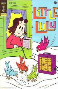 Little Lulu #211 (May-73) NM- High-Grade Little Lulu, Tubby