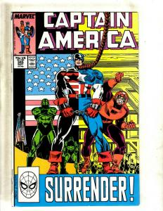 10 Comics Captain America 345 346 Special 1 Annual 5 6 8 Archie 80 +MORE J412