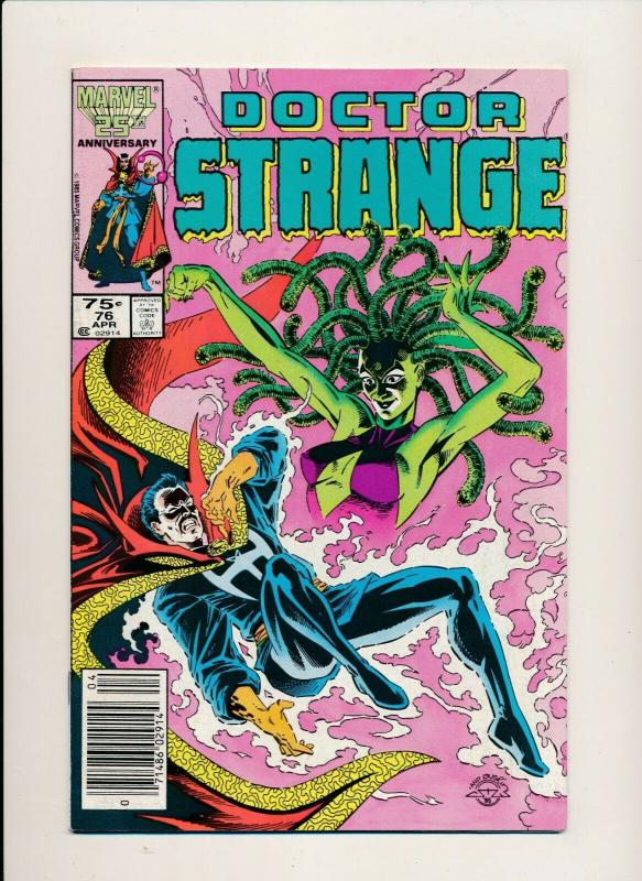 LOT of 3 Comics! Marvel DOCTOR STRANGE #76,77,79 F/VF (PF803)