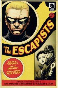 The Escapists #3 Dark Horse NM