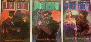 The Blackterror eclipse set:#1-3 6.0 FN (1989)