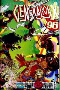 Generation X '96 #1 (1996)