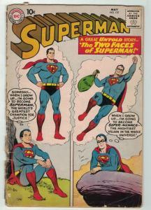 SUPERMAN (1939-1986) 137  GOOD1959