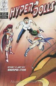 Hyper Dolls (Vol. 4) #5 FN; Ironcat | save on shipping - details inside