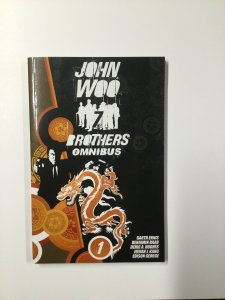John Woo's 7 Brothers Omnibus 1 One Tpb Nm Near Mint Sc Softcover Dynamite