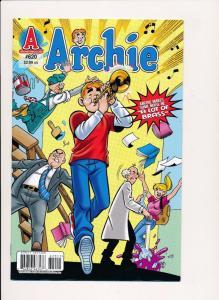ARCHIE #620 A Lot of Brass ~  Archie Comics ~ NM (HX381)