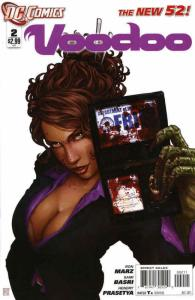 Voodoo (3rd Series) #2 VF/NM; DC | save on shipping - details inside