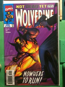 Wolverine #120 Not Dead Yet part 2 of 4