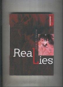 Manga edicion en frances: Realies