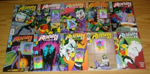 Robin II: the Joker's Wild #1-4 VF/NM complete series + (10) variants  batman 14