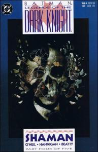 DC BATMAN: LEGENDS OF THE DARK KNIGHT #4 VF/NM