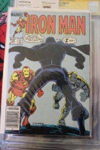 Iron Man 196  NM