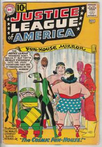 Justice League of America #7 (Nov-61) VG Affordable-Grade Justice League of A...