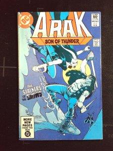 Arak, Son of Thunder #6 (1982)