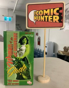 Women of The DC Universe Jade Bust Series 2 Terry Dodson Limited Edition