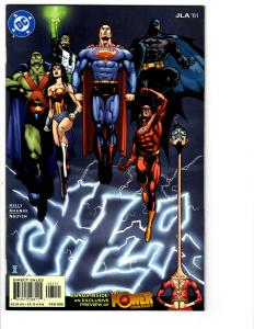 10 JLA DC Comic Books # 61 62 63 64 65 66 67 68 69 70 Batman Superman Flash BH13