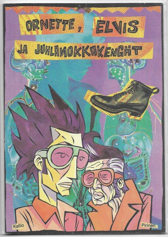 Ornette, Elvis Ja Juhlamokkakengat   #nn FN (Finnish)