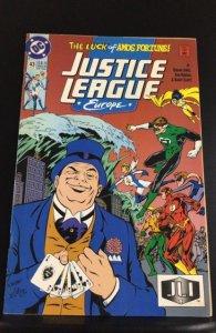 Justice League Europe #43 (1992)