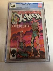 Uncanny X-men 186 Cgc 9.8 White Pages Chris Claremont Story
